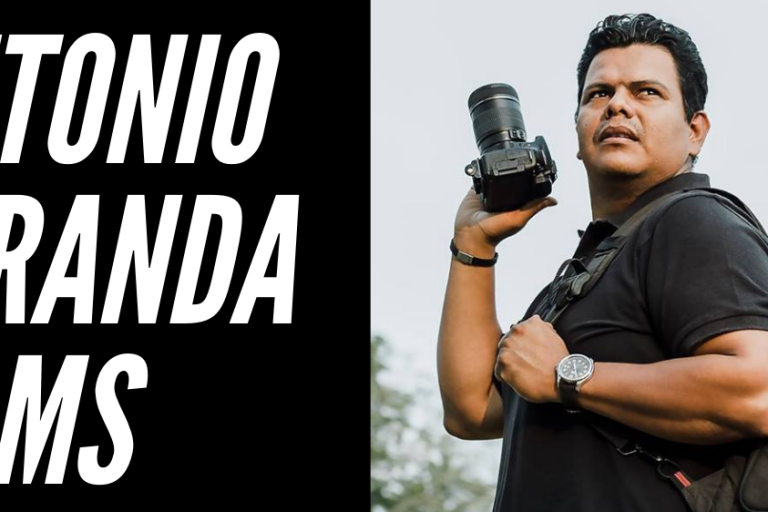 Les presento a nuestro Videografo Profesional  Antonio Miranda Films
