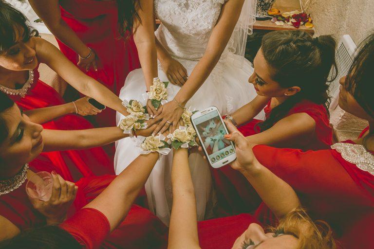 7 Consejos para que  tus primeras fotos el día de tu boda sean increíbles.